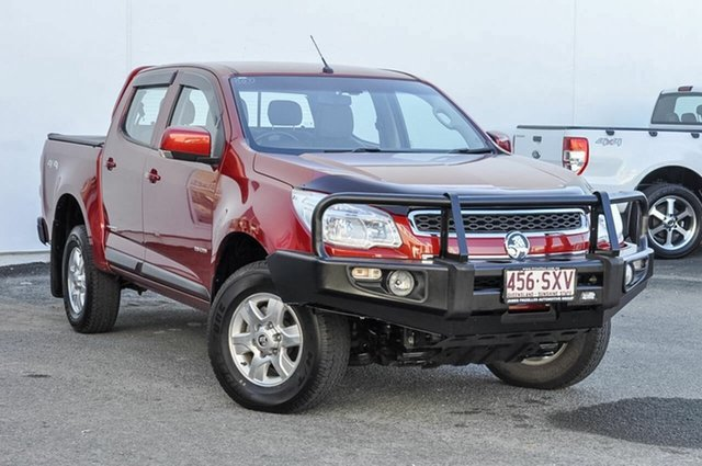Used Holden Colorado LT Crew Cab, Southport, 2013 Holden Colorado LT Crew Cab Utility