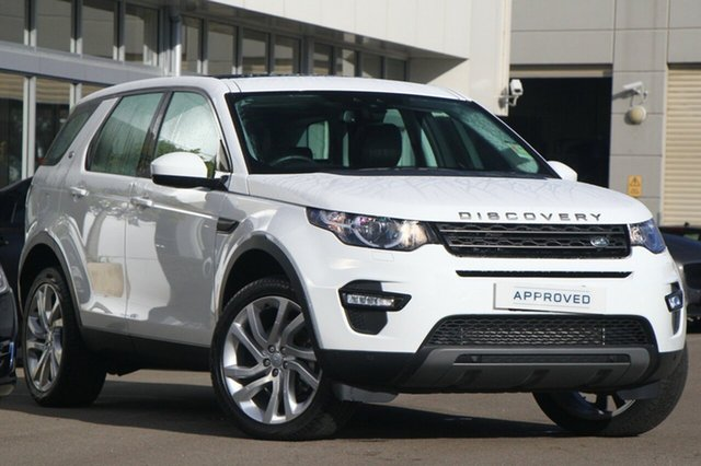 Used Land Rover Discovery Sport SD4 SE, Port Melbourne, 2016 Land Rover Discovery Sport SD4 SE Wagon