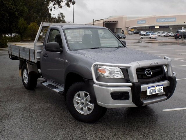 Used Mazda BT-50 DX, Maddington, 2009 Mazda BT-50 DX Cab Chassis