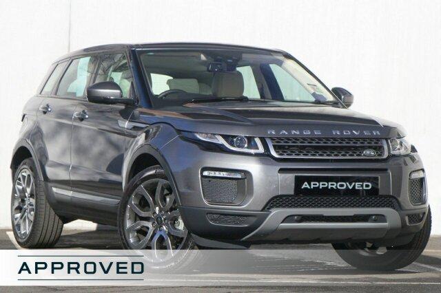 Demonstrator, Demo, Near New Land Rover Range Rover Evoque TD4 180 HSE, Malvern, 2016 Land Rover Range Rover Evoque TD4 180 HSE Wagon
