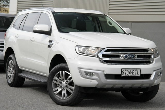 Used Ford Everest Trend 4WD, Cheltenham, 2015 Ford Everest Trend 4WD Wagon
