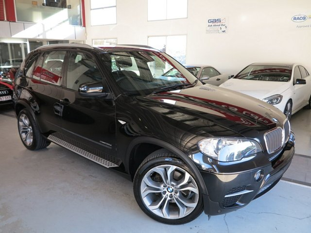 Used BMW X5 xDrive30d Steptronic, Albion, 2011 BMW X5 xDrive30d Steptronic Wagon