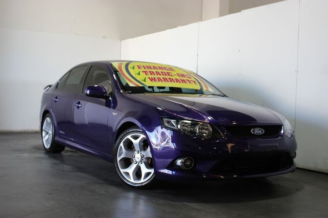 Used Ford Falcon XR6, Underwood, 2009 Ford Falcon XR6 Sedan