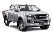 New Isuzu D-MAX 4x4 SX Crew Cab Ute, Blue Ribbon Motors, Yamanto