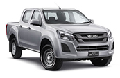 New Isuzu D-MAX 4x2 SX Crew Cab Ute, Blue Ribbon Motors, Yamanto