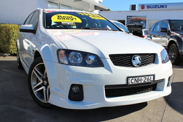 Used Holden Commodore SV6 Sportwagon, Hamilton, 2011 Holden Commodore SV6 Sportwagon Wagon