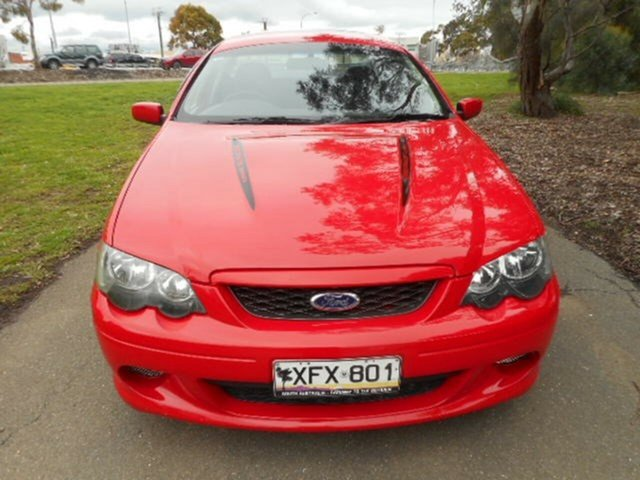 Used Ford Falcon XR8 Ute Super Cab, Mile End, 2003 Ford Falcon XR8 Ute Super Cab Utility
