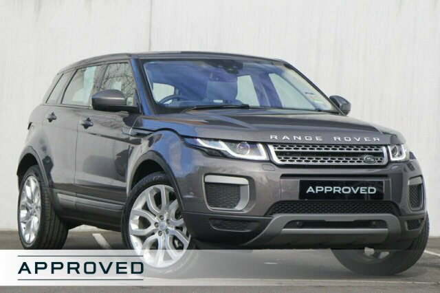 Demonstrator, Demo, Near New Land Rover Range Rover Evoque TD4 150 SE, Malvern, 2016 Land Rover Range Rover Evoque TD4 150 SE Wagon