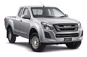 New Isuzu D-MAX 4x2 SX Space Cab Ute, Blue Ribbon Motors, Yamanto
