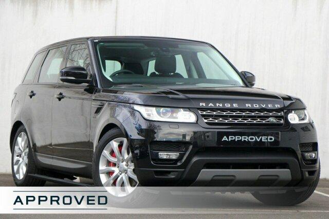 Used Land Rover Range Rover Sport SDV6 CommandShift SE, Malvern, 2016 Land Rover Range Rover Sport SDV6 CommandShift SE Wagon