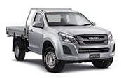New Isuzu D-MAX 4x2 SX Single Cab Chassis, Westpoint Isuzu UTE, Indooroopilly