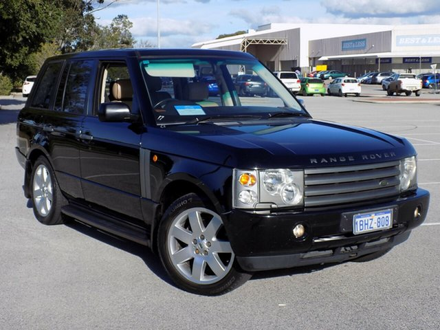 Used Land Rover Range Rover HSE, Maddington, 2002 Land Rover Range Rover HSE Wagon