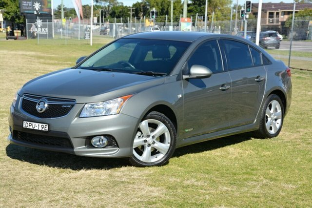 Used Holden Cruze JH Series II MY12 SRi-V, 2012 Holden Cruze JH Series II MY12 SRi-V Grey 6 Speed Sports Automatic Sedan