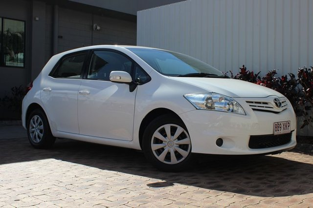 Used Toyota Corolla Ascent, Cairns, 2011 Toyota Corolla Ascent Hatchback