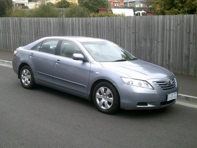 Used Toyota Camry Altise, North Hobart, 2008 Toyota Camry Altise Sedan