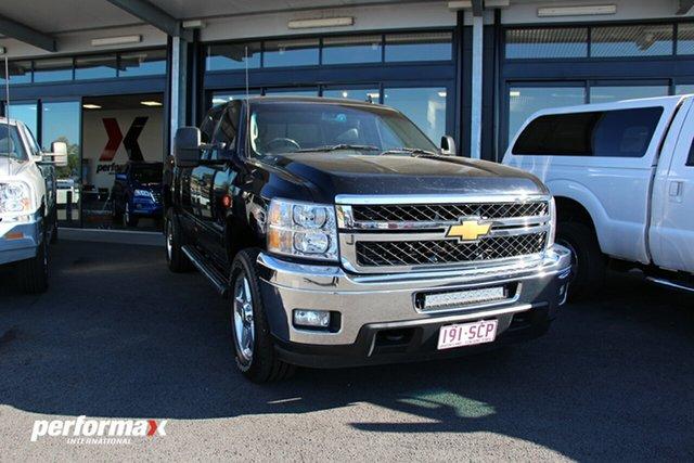 Used Chevrolet Silverado, North Lakes, 2012 Chevrolet Silverado Crewcab