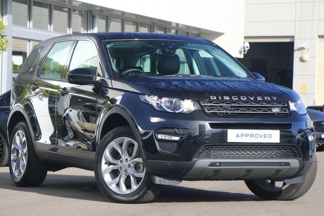 Used Land Rover Discovery Sport Td4 SE, Port Melbourne, 2016 Land Rover Discovery Sport Td4 SE Wagon