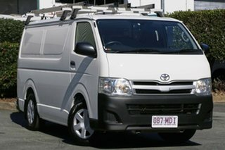 Discounted Used Toyota Hiace LWB, Acacia Ridge, 2011 Toyota Hiace LWB KDH201R MY11 Van