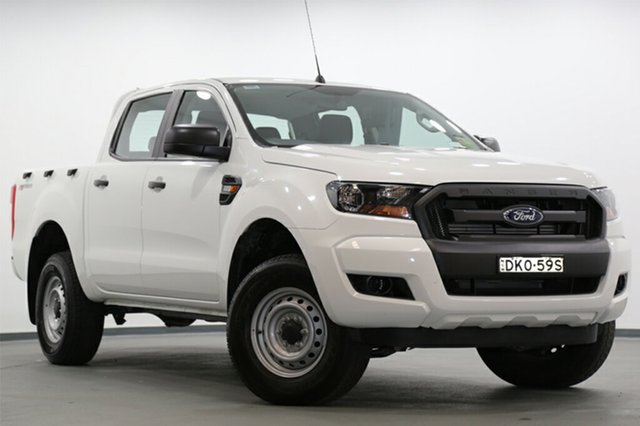 Used Ford Ranger XL Double Cab 4x2 Hi-Rider, Narellan, 2016 Ford Ranger XL Double Cab 4x2 Hi-Rider Utility