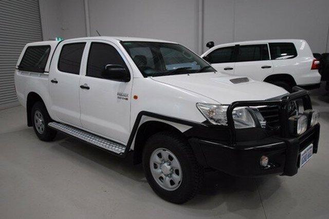 Used Toyota Hilux SR, Kenwick, 2011 Toyota Hilux SR Utility