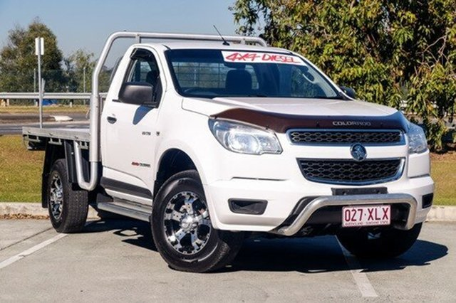 Used Holden Colorado DX, Moorooka, Brisbane, 2014 Holden Colorado DX Cab Chassis