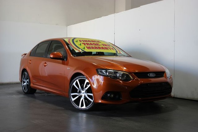 Used Ford Falcon XR6, Underwood, 2011 Ford Falcon XR6 Sedan