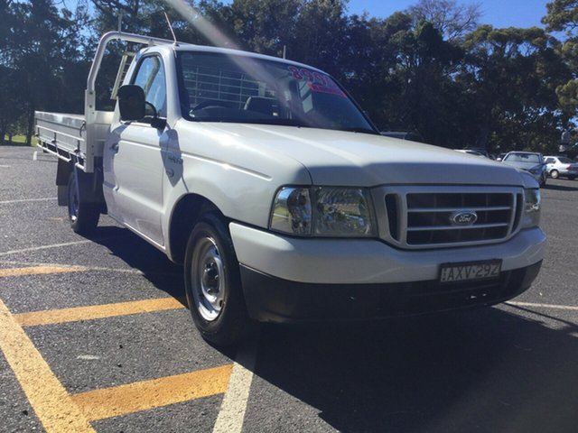 Used Ford Courier GL, Coffs Harbour, 2005 Ford Courier GL Cab Chassis