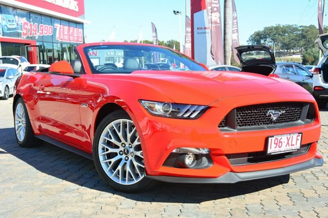 Discounted Used Ford Mustang GT SelectShift, Southport, 2016 Ford Mustang GT SelectShift Convertible