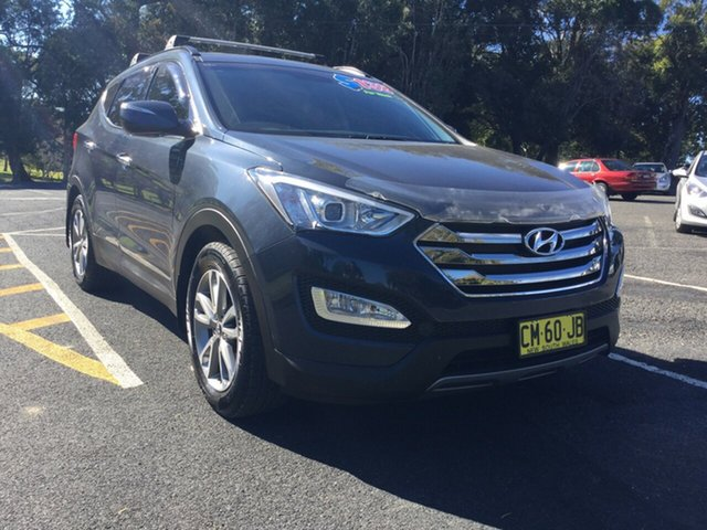 Used Hyundai Santa Fe Elite, Coffs Harbour, 2013 Hyundai Santa Fe Elite Wagon
