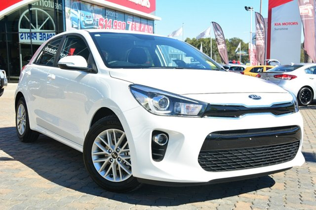 Discounted New Kia Rio SI, Southport, 2017 Kia Rio SI Hatchback