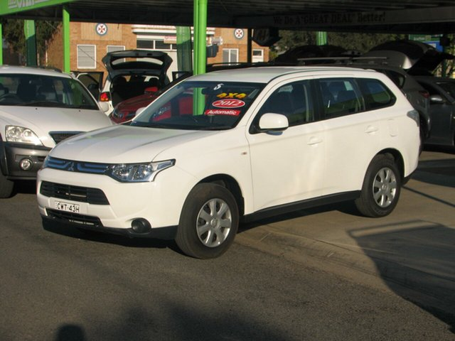 Used Mitsubishi Outlander Automatic, Casino, 2012 Mitsubishi Outlander Automatic Wagon