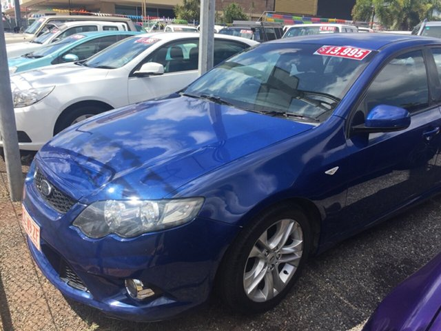 Used Ford Falcon XR6, Winnellie, 2009 Ford Falcon XR6 Sedan