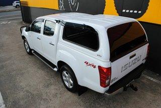 2014 Isuzu D-MAX LS-U Crew Cab Utility.