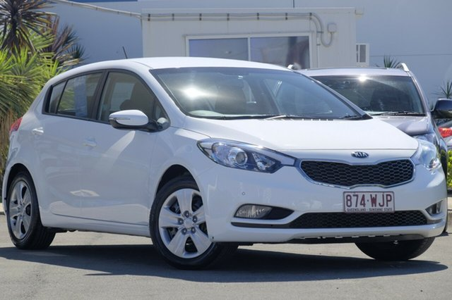 Used Kia Cerato S, Bowen Hills, 2015 Kia Cerato S Hatchback