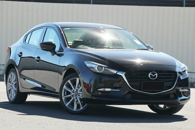 New Mazda 3 SP25 SKYACTIV-Drive GT, Cheltenham, 2018 Mazda 3 SP25 SKYACTIV-Drive GT Sedan