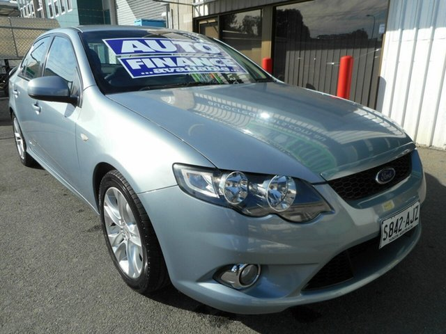 Used Ford Falcon XR6, Edwardstown, 2008 Ford Falcon XR6 Sedan