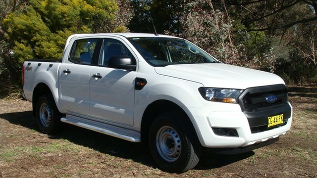 Used Ford Ranger XL Double Cab, Queanbeyan, 2015 Ford Ranger XL Double Cab Utility