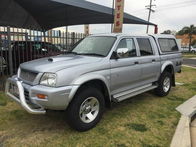 Discounted Used Mitsubishi Triton GLX-R (4x4), Toowoomba, 2005 Mitsubishi Triton GLX-R (4x4) Double Cab Utility