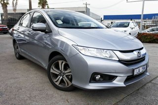 Demonstrator, Demo, Near New Honda City VTi-L, Mulgrave, 2016 Honda City VTi-L GM MY17 Sedan