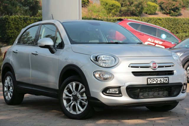 Discounted Demonstrator, Demo, Near New Fiat 500X Pop Star DDCT, Southport, 2015 Fiat 500X Pop Star DDCT Wagon