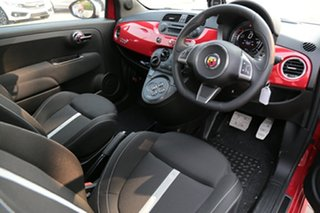 2016 Abarth 595 Dualogic Convertible.