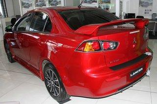 2017 Mitsubishi Lancer ES Sport Sedan.