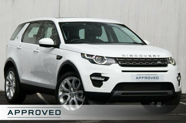 Used Land Rover Discovery Sport SD4 SE, Malvern, 2016 Land Rover Discovery Sport SD4 SE Wagon