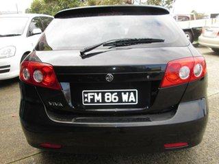 2007 Holden Viva Hatchback.