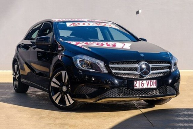 Used Mercedes-Benz A200 D-CT, Moorooka, Brisbane, 2013 Mercedes-Benz A200 D-CT Hatchback