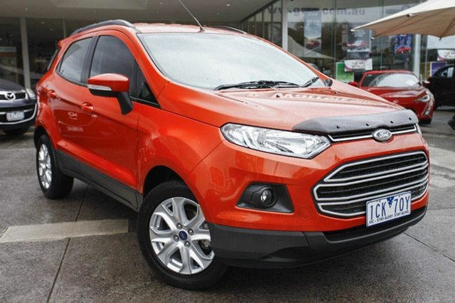 Used Ford Ecosport Trend, Mulgrave, 2014 Ford Ecosport Trend BK Wagon