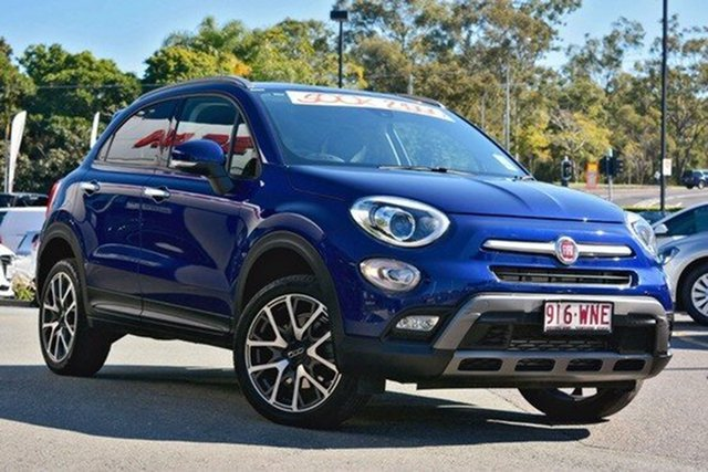 Used Fiat 500X Cross Plus AWD, Moorooka, Brisbane, 2015 Fiat 500X Cross Plus AWD Wagon