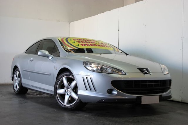 Used Peugeot 407 HDi, Underwood, 2006 Peugeot 407 HDi Coupe