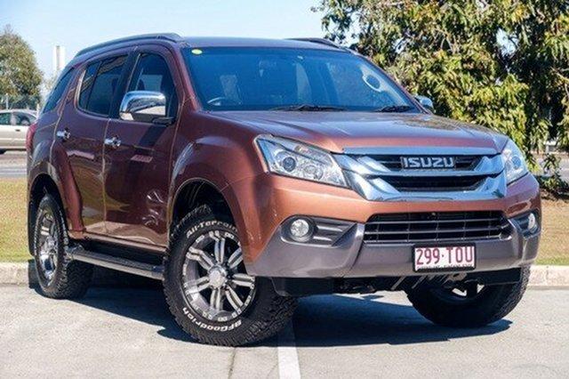 Used Isuzu MU-X LS-T Rev-Tronic, Moorooka, Brisbane, 2013 Isuzu MU-X LS-T Rev-Tronic Wagon