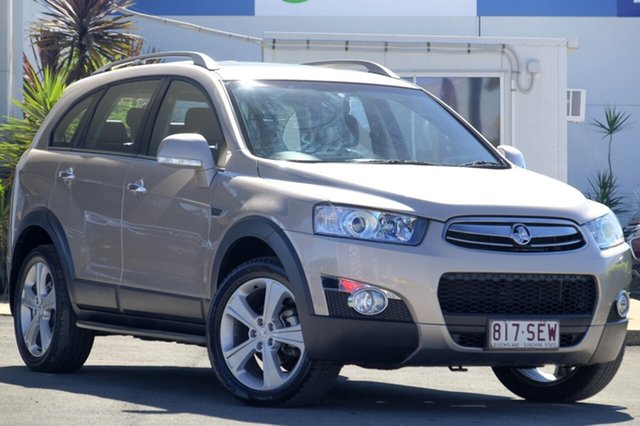 Used Holden Captiva 7 AWD LX, Toowong, 2011 Holden Captiva 7 AWD LX Wagon